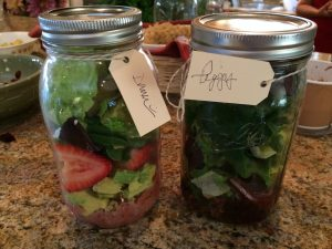 Salad in a Jar - Dr Dana Rockey Newport Beach Denist 5