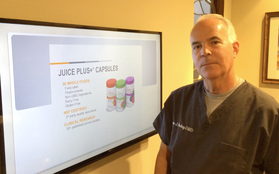 The Science of Dehydrated, Whole Food in a Capsule (JuicePlus)